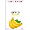 Сироп для кофе и коктейлей jolly jocker банан