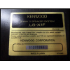 Колонки «Kenwood LS-X1F THX Lucasfilm»